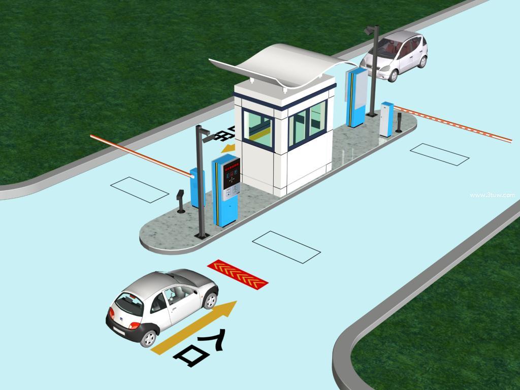 呼和浩特:整治違規停車場