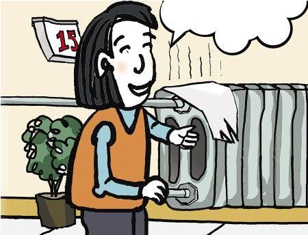 興安盟部分供熱企業提前點爐供熱