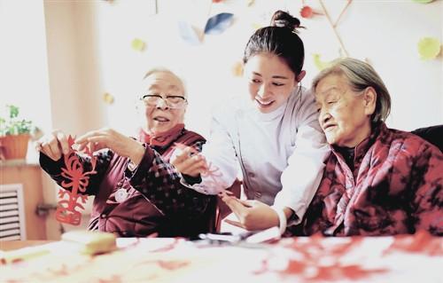 內蒙古下撥6797萬元推進居家社區養老服務設施建設