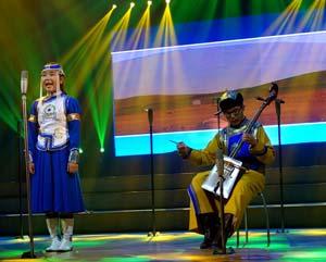 烏蘭巴托•中國內蒙古文化周