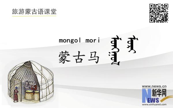 第20期:蒙古马
